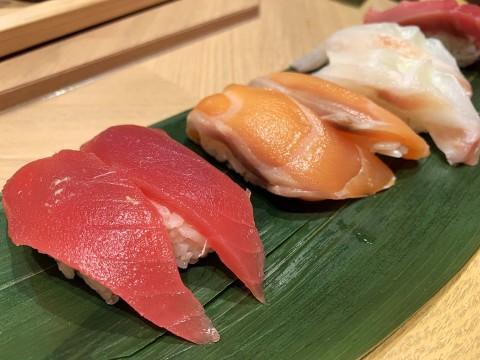 【熟成グルメ】立ち食い寿司「魚がし日本一」の熟成寿司が素晴らしい件 / 21日間熟成のマグロ!