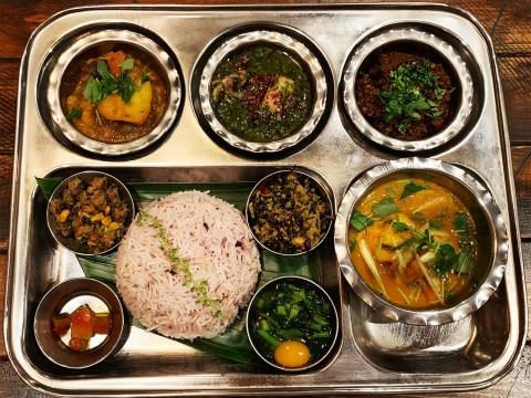 【希少グルメ】予約困難なインド料理店カルパシで食べる魅惑のスパイス料理 / 毎週違うメニュー