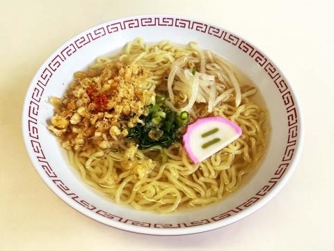 【絶滅危惧グルメ】もう食べられない鳥取市役所食堂のスラーメン / 孤独のグルメにも登場