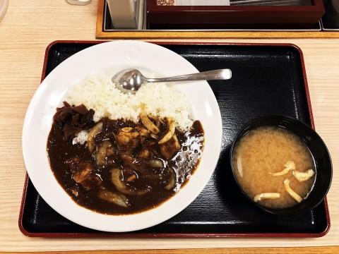 【伝説グルメ】松屋のオリジナルカレーが消滅 / 来週日曜日から順次全店終売へ