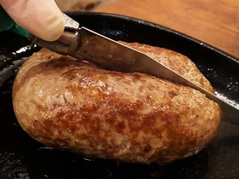 【希少グルメ】極上ハンバーグが1000円で食べられる超コスパ!「東京版さわやかハンバーグ」と絶賛する人も