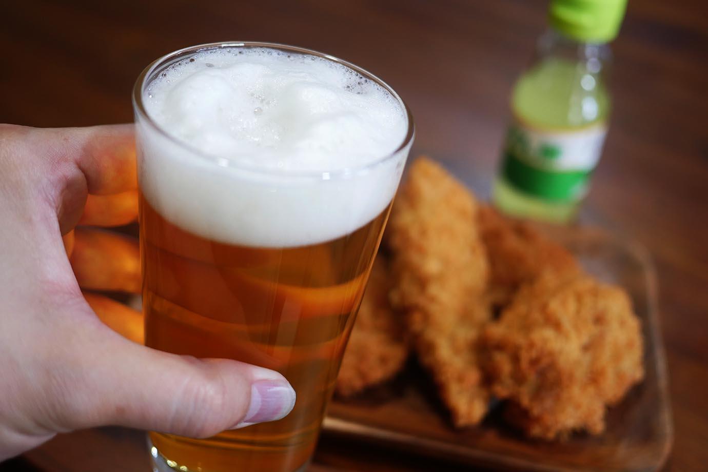 beer-ponzu