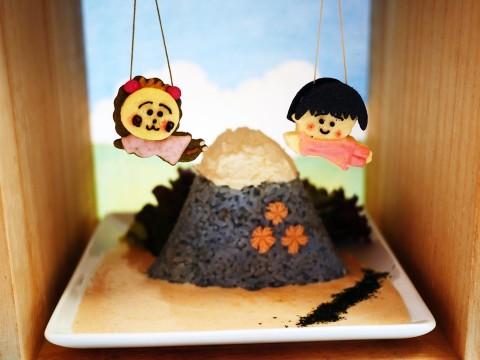 【魅惑グルメ】ちびまる子ちゃんとコジコジのカフェが幻想的すぎた / MARUKO & COJICOJI CAFE