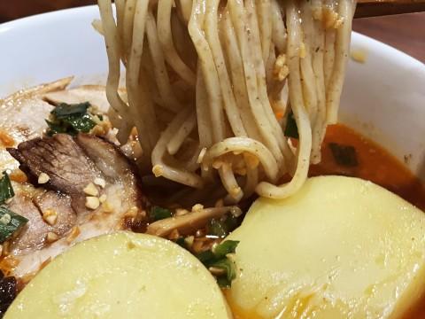 【自宅グルメ】北海道の札麺「大魔王」が美味かったので報告します / ハイレベルなお取り寄せラーメン