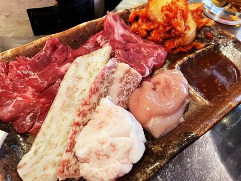 【美味グルメ】六花界の「いつ終了するかわからない焼肉ランチ」がウマイ / 焼肉定食たったの1000円