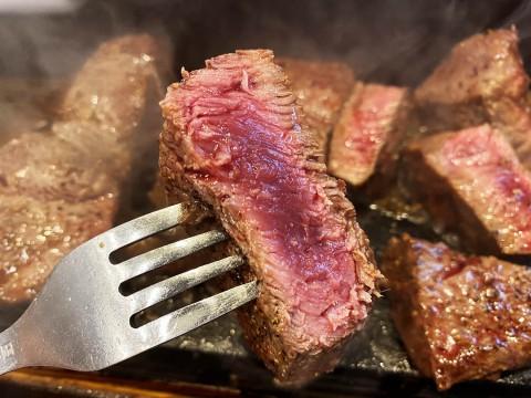【肉厚グルメ】やっぱりステーキ吉祥寺店でステーキを食べて「やっぱりステーキはやっぱりステーキだな」