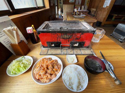 【極上グルメ】日本一ウマイと絶賛される気仙沼ホルモンを現地で食べる / 気仙沼市の「お福」